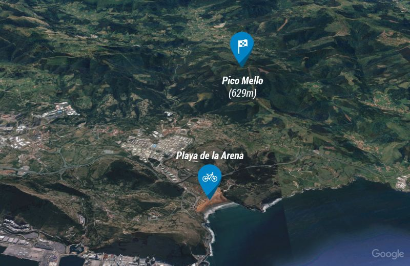 mapa-Pico-Mello-bicicleta-3D