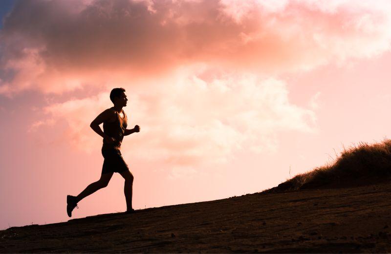 soñar con correr y no poder