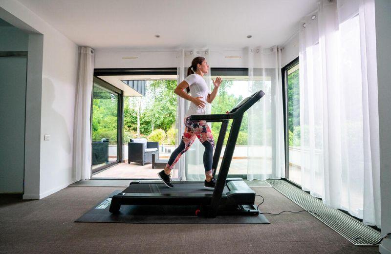 DOMYOS T540C Treadmill