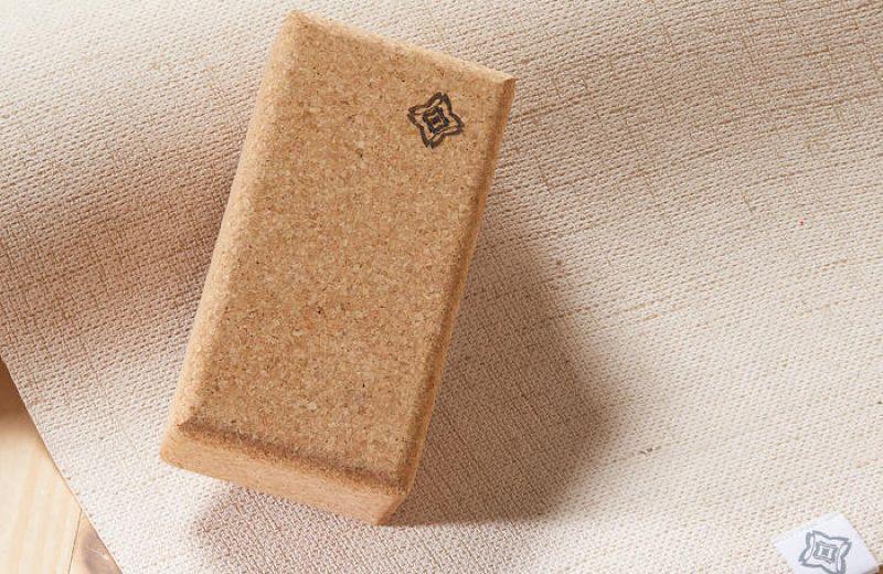 DOMYOS Cork Yoga Brick SS20