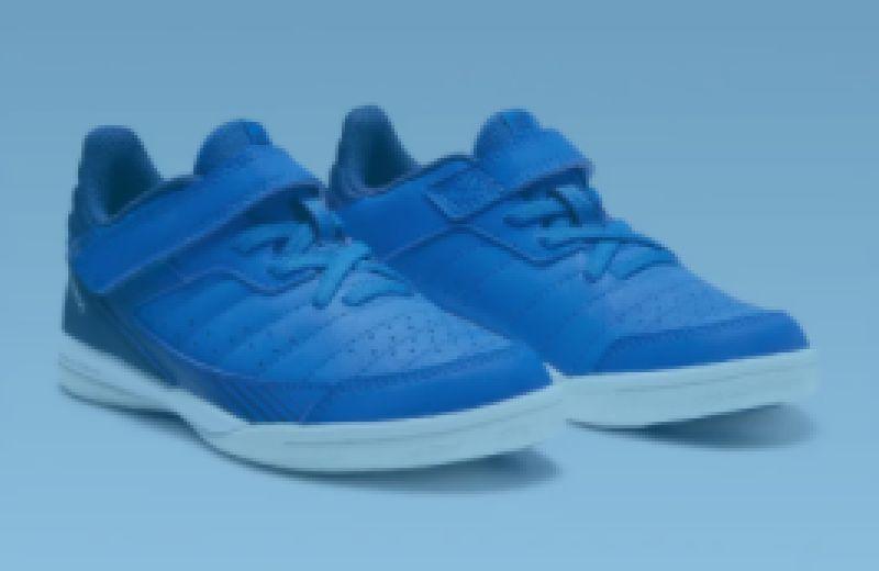 Eskudo 500 azul