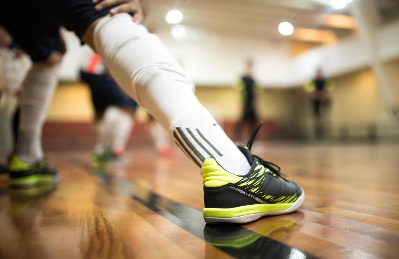 KIPSTA Eskudo 500 Futsal - Grey AW19