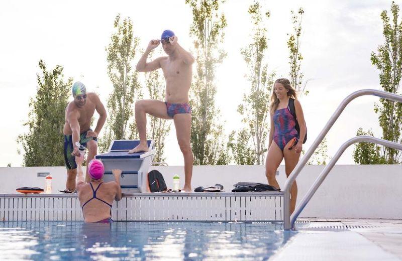 Bañador hombre natación