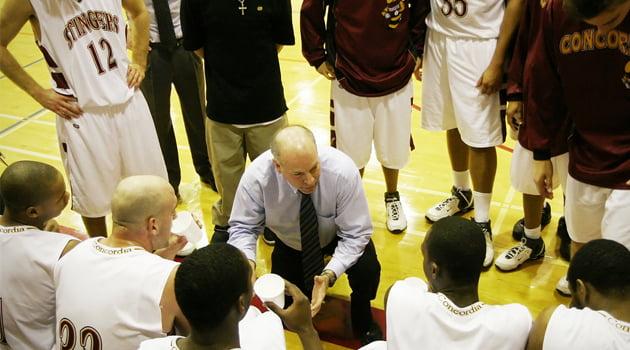 entrenador baloncesto