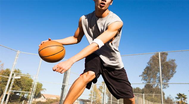 Crossover baloncesto verano