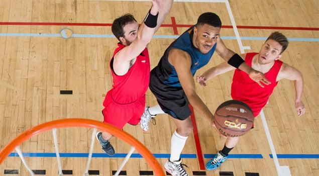 trabajo propioceptivo en baloncesto