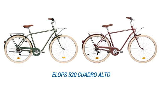 Regala una bicicleta urbana