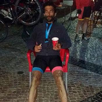 Ciclismo en la Madrid-Lisboa