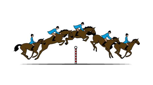 Salto de Obstáculos | Blog Equitación Decathlon