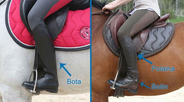 La importancia del equipamiento técnico de equitación