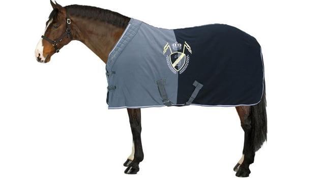 manta para caballos manta polar 500 equitacion