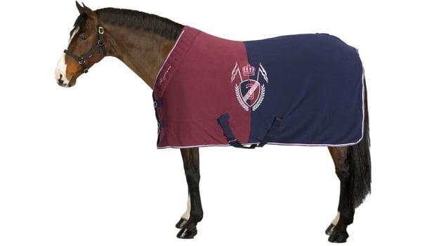 manta para caballos manta polar 500