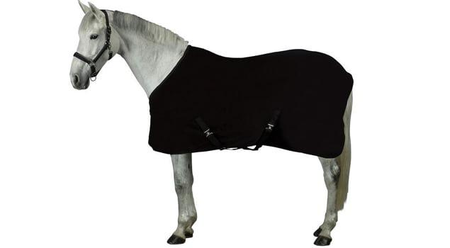 mantas para caballos manta polar 200 equitacion