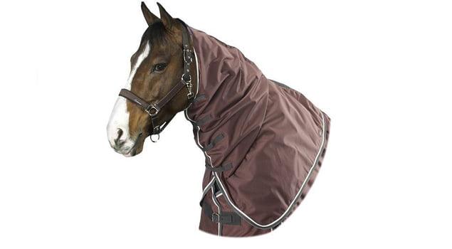 mantas para caballos neck cover cubre cuellos