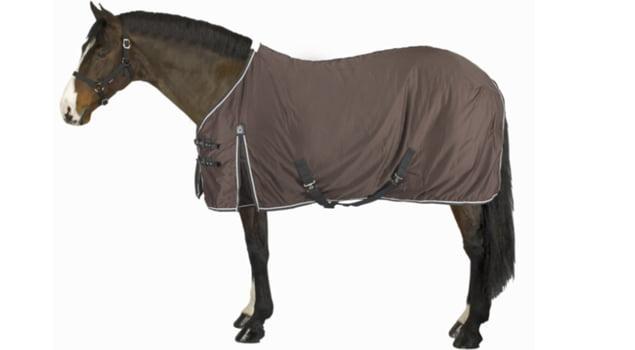 mantas para caballos stable light equitacion