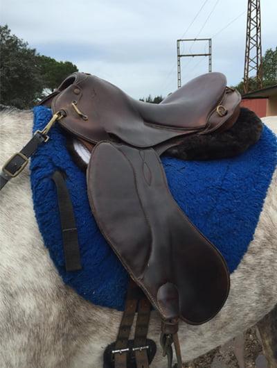 Tipos de sillas de montar a caballo