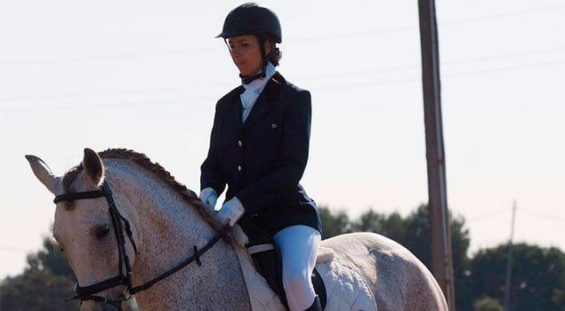 El Concurso Completo de Equitación