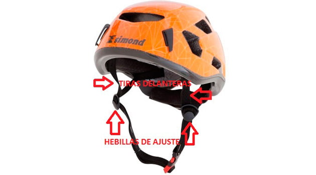 Casco Calcit Light II de Simond