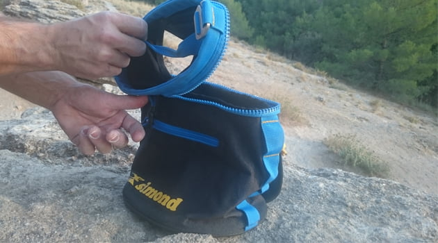 magnesera para boulder
