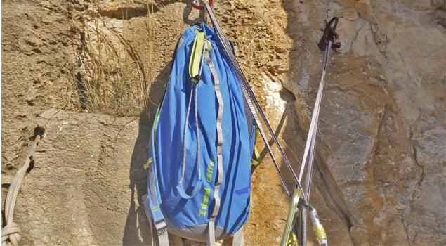 Mochila de escalada Cliff 20. Mochila de Escalada