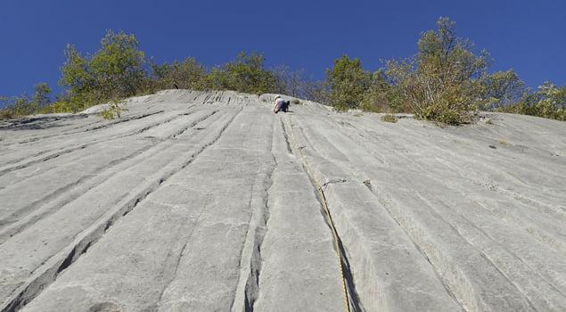 escalada en los alpes franceses pierre a laya