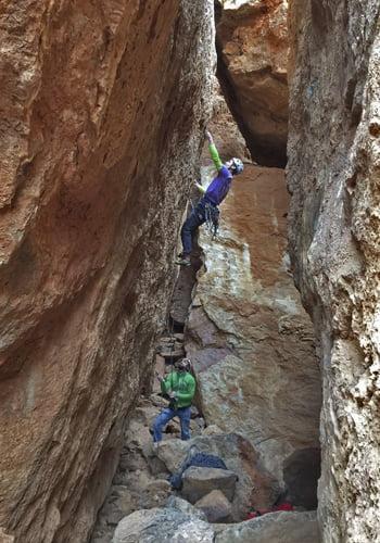 casco de escalada escalar