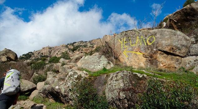 escalada en madrid-la pedriza-senda
