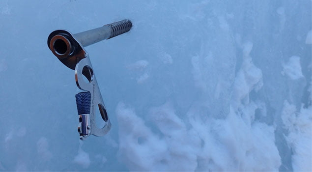 mochila de alpinismo-gancho escalada