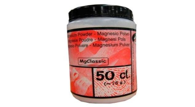 el mundo del magnesio para escalar