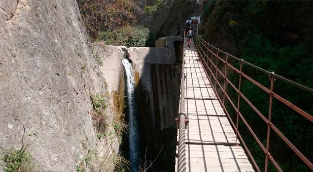 Puente Sector Ninfas
