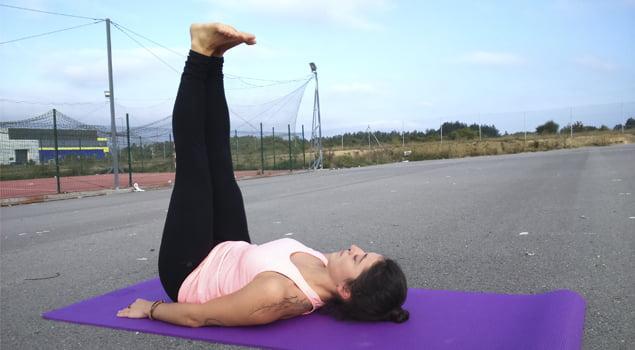 posturas de yoga transicion