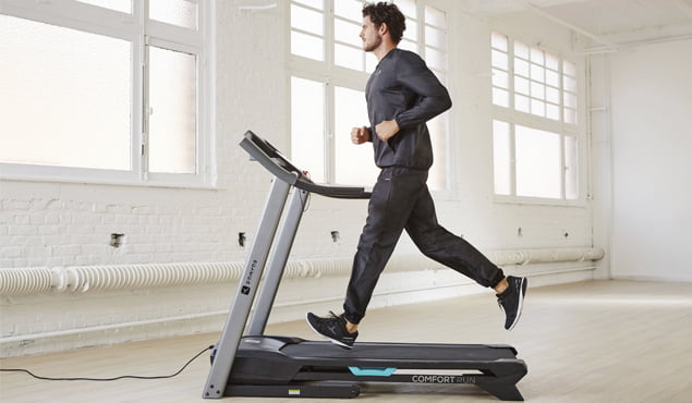 entrenamientos cinta de correr decathlon