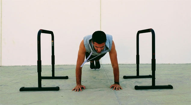 Circuito para mejorar tu preparación física en deportes de combate