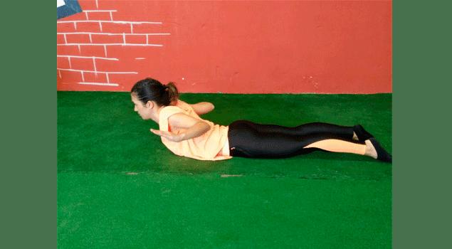 ejercicios de lumbares