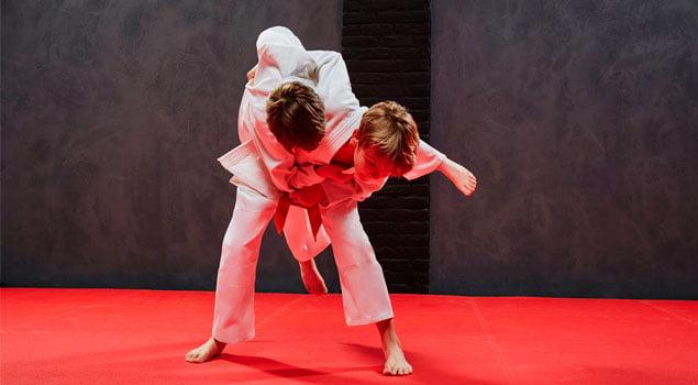 Beneficios de las artes marciales para los más peques