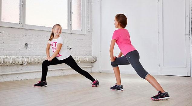Beneficios del deporte para niños