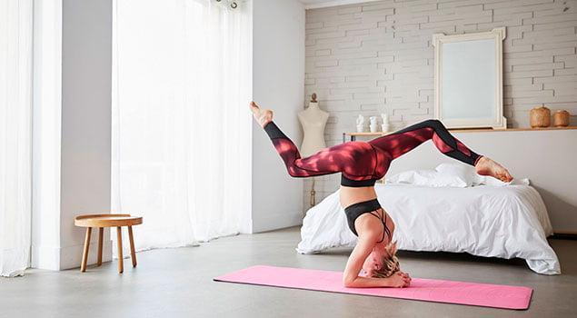Artes marciales y Yoga