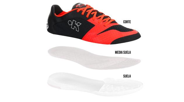 Cómo elegir tus zapatillas de fútbol sala | Blog fútbol Decathlon