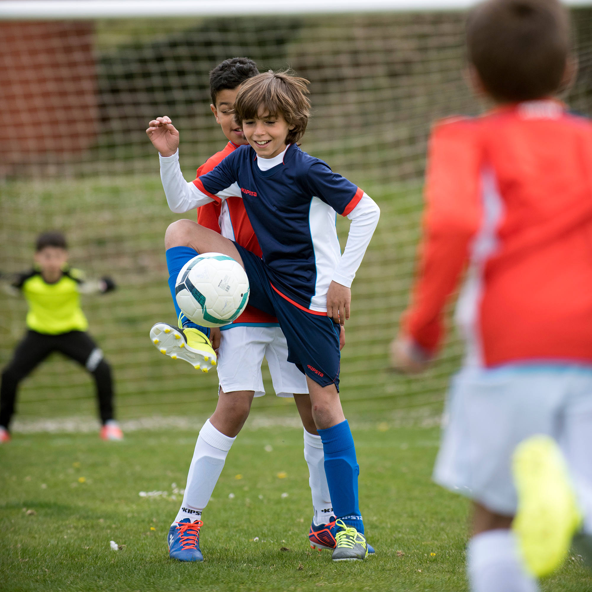 Mediocentro Futbol