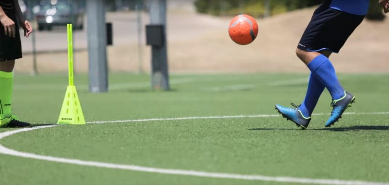 Como trabajar la habilidad con el balon