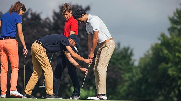 golf-rutina