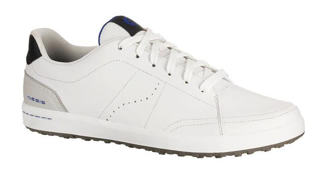 elegir zapatos de golf spikeless inesis 100
