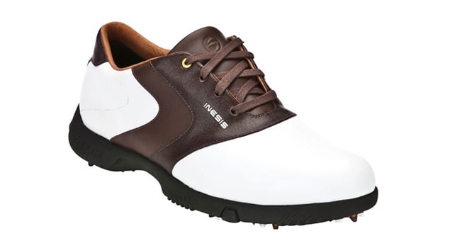 elegir zapatos de golf inesis grip lite