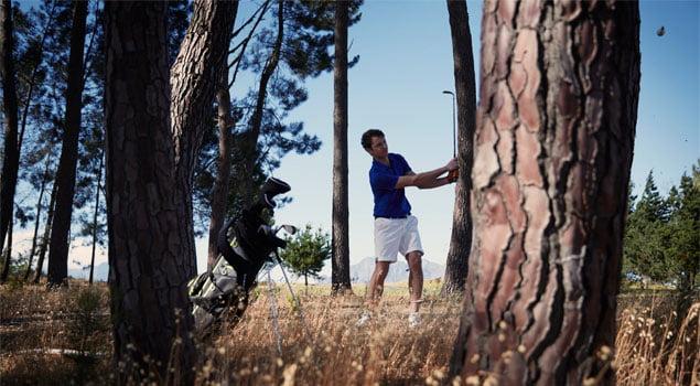 las reglas del golf-etiqueta en el golf