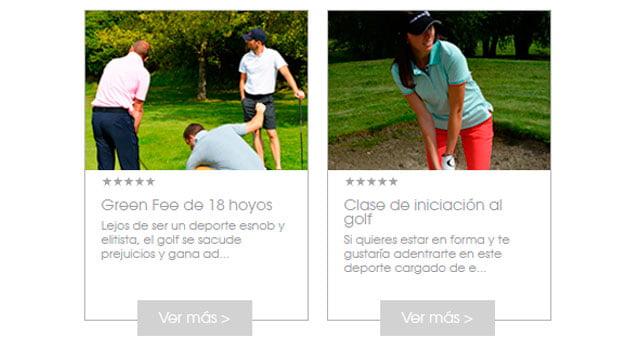 Descubre el golf con Decathlon