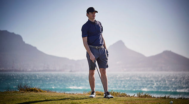 Pensamiento Positivo Golf