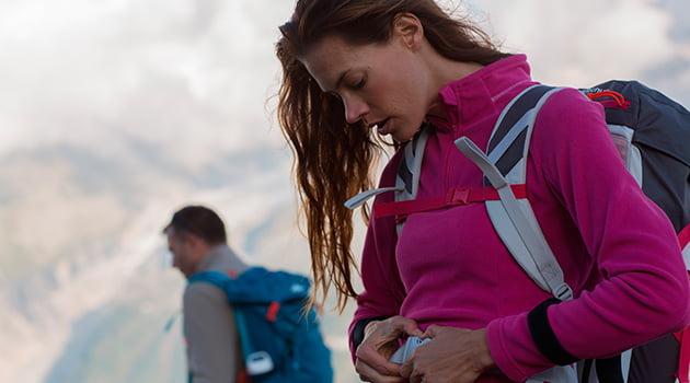 El peso de tu mochila - Blog montaña Decathlon