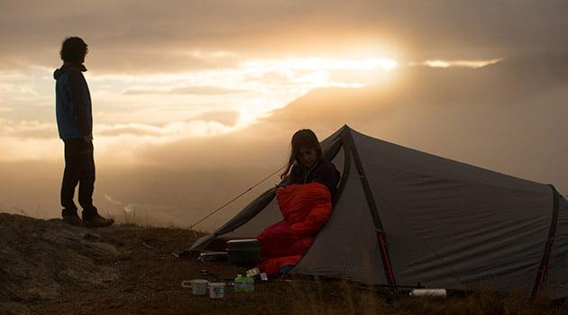 Una noche bajo las estrellas   Blog Montaña Decathlon
