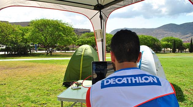 Test de la tecnología Fresh | Blog Montaña Decathlon