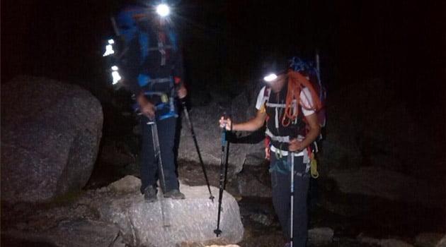 El gran reto del Mont Blanc